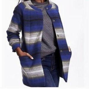 Old Navy | Blue and gray coat jacket